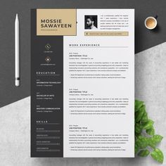 Professional Resume Template ---CLICK IMAGE FOR MORE--- resume how to write a resume resume tips resume examples for student Modern Resume Template, Resume Template Free, Creative Resume Templates, Free Resume, Templates Free, Design Templates, My Resume, Resume Tips, Visual Resume