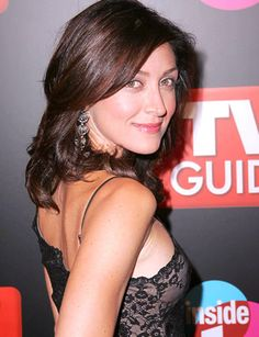 Sasha Alexander during her NCIS agent Kate Todd days, whom she played for two seasons from 2003 to 2005.