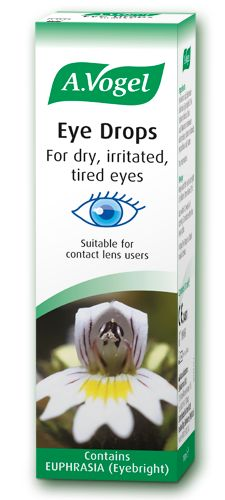 Eye Drops   - For dry, irritated or tired eyes  - Suitable for those wearing contact lenses  - Also suitable for children over 3 years  10ml - £8.95