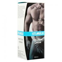 STIMUL8 CREMA DE ERECCION para una erección más dura y duradera.