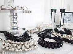 Avec Sofie: statement necklaces