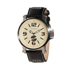 Agent Watch Beige | TOKYObay Watches and Accessories