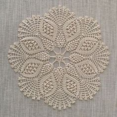 """diy_crafts- """" This delicate handmade fine cotton crochet doily will…"""", """"Baby braids newest knitting patterns – Part """"This post was dis Crochet Doily Diagram, Crochet Doily Patterns, Crochet Mandala, Crochet Art, Cotton Crochet, Crochet Home, Thread Crochet, Filet Crochet, Crochet Motif"""
