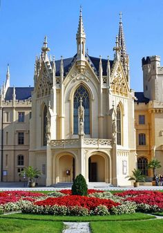 Lednice is sometimes referred to as the Gardens of Europe. The Lednice castle Complex is an amazing site in the Czech Republic Travel Around Europe, Europe Travel Tips, European Travel, Travel Advice, Places To Travel, Euro Travel, Europe Destinations, Amazing Destinations, Prague