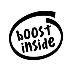 Boost Inside Vinyl Decal Window Sticker Car Auto Wall Graphic Turbo Blown Blower Die cut vinyl decal for windows cars trucks tool boxes laptops MacBook  virtually any hard smooth surface >>> Continue to the product at the image link.Note:It is affiliate link to Amazon.