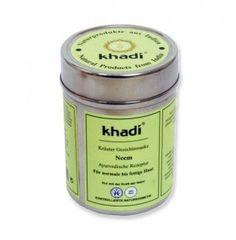 maschera viso neem khadi