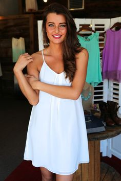 Dinner On The Beach {White}- I want this sooo bad!