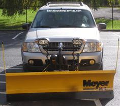"Meyer Drive Pro 6' 8"" Ford Explorer"