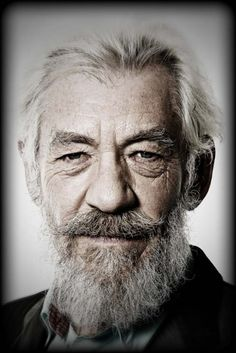 My vision of who would play the part of Seth Stroud in Down Squash Blossom Road, Book Trails of Reba Cahill Series by Janet Chester Bly – Ian McKellen (Gandolf, Lord of the Rings)