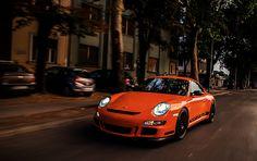 Well hello, Porsche GT3 RS.