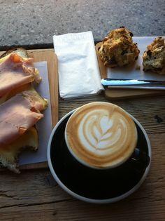 The Barn - Berlin. Nice food and coffee