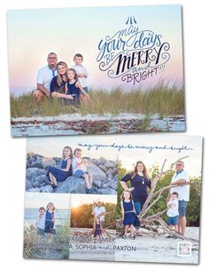 Cheap Holiday photo card ideas for only $1.40 per card