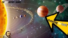 A new study by researchers studying the evolution of the mass of Jupiter and of Mars have confirmed preliminary results that the may be stoppi. Protectors Of The Earth, The Protector, Studying, Evolution, Planets, Movie Posters, Learning, Study, Film Posters