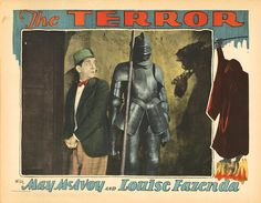 Lobby Card from the film The Terror