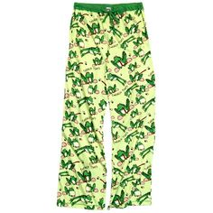 Frog Pajama Pants. I want these haha 1c4687d4a
