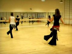 Belly Dance Elements Workshop - Cane Routine 'Forever'