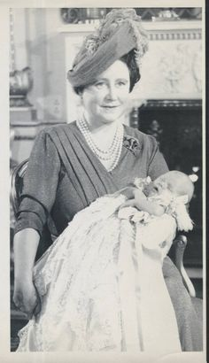 Prince Charles Queen Mother Elizabeth 1948