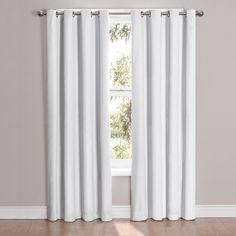 Cassidy Blackout Grommet Window Curtain Panel