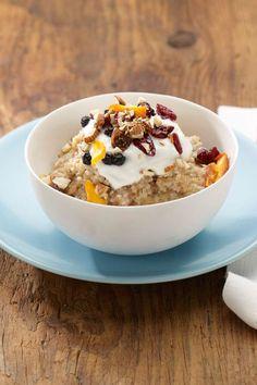 Chobani Oatmeal -- an old classic breakfast!