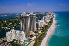 Miami Beach, Floria. Yes please, even though I am afraid after watching Dexter!