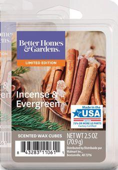 3 Packs Febreze Mediterran Lavender Scent Wax Tart Cubes Relaxing 18 total melts