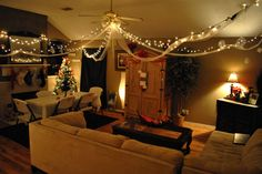christmas party decorations  by LSS
