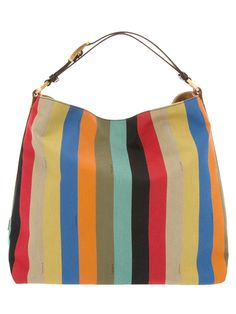 2e628796be4e FENDI Multicoloured Bag Cotton Bag