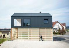 Wohnhaus mit Werkstatt, Fabian Evers & Wezel Architektur