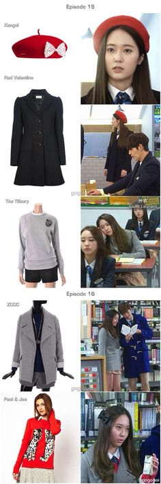 The heirs fashion