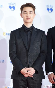 D.O - 170713 21st Bucheon International Fantastic Film Festival Opening Ceremony, red carpet Credit: 엑스포츠뉴스. (제21회 부천국제판타스틱영화제 개막식) EXO EXO K D.O D.O. 170713 exo im exo k im do im 170713 bifan p:news fs:xsportsnews