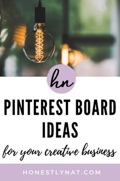 Want to grow your business' Pinterest account?  Check out these Pinterest board ideas that will jump start your Pinterest account and increase clickthroughs for your creative business.  #Pinterestboardideas #Pinterestforbusiness #growyourbusiness #Pinterestboards