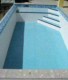 37 ideas for bathroom design luxury pools Swimming Pool Tiles, Small Swimming Pools, Luxury Swimming Pools, Luxury Pools, Small Pools, Swimming Pools Backyard, Swimming Pool Designs, Pool Landscaping, Backyard Pool Designs