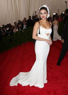 Selena Gomez at the 2015 Met Gala