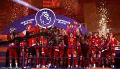 Liverpool Premier League, Salah Liverpool, Premier League Teams, Liverpool Fans, Premier League Champions, Liverpool Captain, Liverpool Football Club, Bayern München Champions League, September