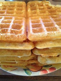 best waffle recipe!