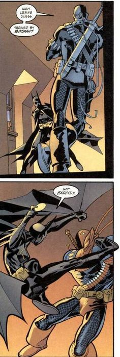 Cassandra Cain screenshots, images and pictures - Comic Vine