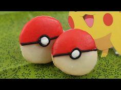 How to Make Pokemon Pokeball Macarons! http://m.youtube.com/watch?v=k7wjgYZYlq8&desktop_uri=%2Fwatch%3Fv%3Dk7wjgYZYlq8