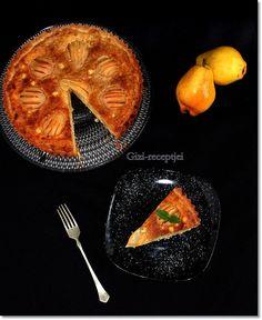 Gizi-receptjei.  Várok mindenkit.: Körtés pite.
