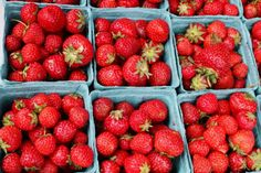 To Be or Not To Be: That's the Question for Spanish Students: Las fresas son rojas. (Strawberries are red.)