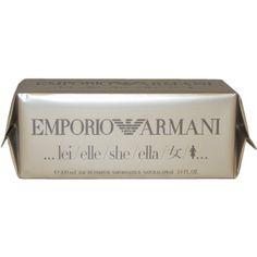 Emporio Armani By Giorgio Armani For Women. Eau De Parfum Spray 3.4 Ounces - List price: $68.00 Price: $58.12 + Free Shipping