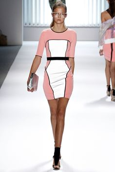 Milly Spring 2013 Ready-to-Wear Collection Slideshow on Style.com