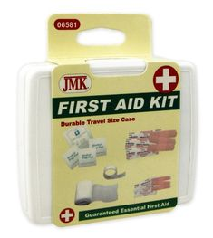 20Piece Compact Camping Travel First Aid Kit ** Find out more about the great product at the image link.(This is an Amazon affiliate link and I receive a commission for the sales)
