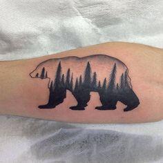 #bims #bimstattoo #bimskaizoku #bimskaizokutattoo #ours #bear #forest #foret #sapin #montagne #nature #tats #tatoo #tatto #tattoo #tatouage #tattooartist #tattoolife #tattooed #paris #paname #french #france