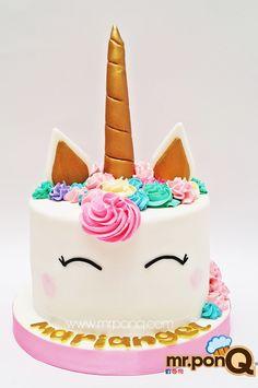 Resultado de imagen para torta unicornio
