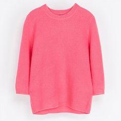 Cashmere Knit Sweater - Zara