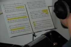 Music recordings for the // Musikaufnahmen für den HSG Film Recorder Music, Lessons Learned, Den, Bullet Journal, Film, Learning, Movie, Film Stock, Studying