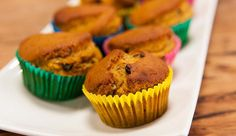 Pumpkin and Spice Muffins - Good Chef Bad Chef