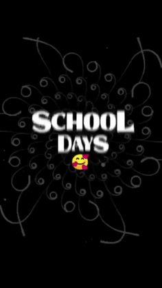 School Life, School Days, Heartfelt Quotes, Joy, Memories, Songs, High School Life, Memoirs, Souvenirs