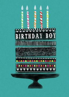 Jenny Wren, Illustrators, Representing leading artists who produce children's and decorative work to commission or license. Today Is Your Birthday, Happy Birthday Text, Birthday Pins, Happy Birthday Quotes, Happy Birthday Images, Birthday Month, Happy Birthday Wishes, Birthday Party Favors, Boy Birthday