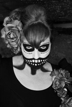 Day of the Dead Beauty @Meaghan Vail